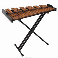 wholesale Glockenspiel music stand xylophone keyboard musical instruments