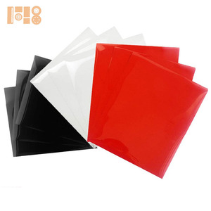 PU Heat transfer vinyl 10*12 inch high elastic heat vinyls iron on transfer HTV for T shirts
