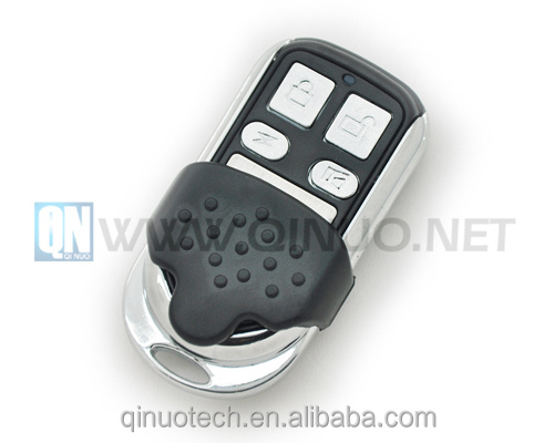 China compatible with ECP,MOTOLINE QN-RS027X 4 BUTTON 433Mhz remote control garage