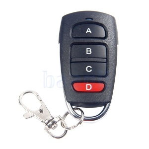 Copier Fixed/ Learning/ Learning Code Transmitters Opener Door Car Key Remote Control wireless universal RF Duplicator
