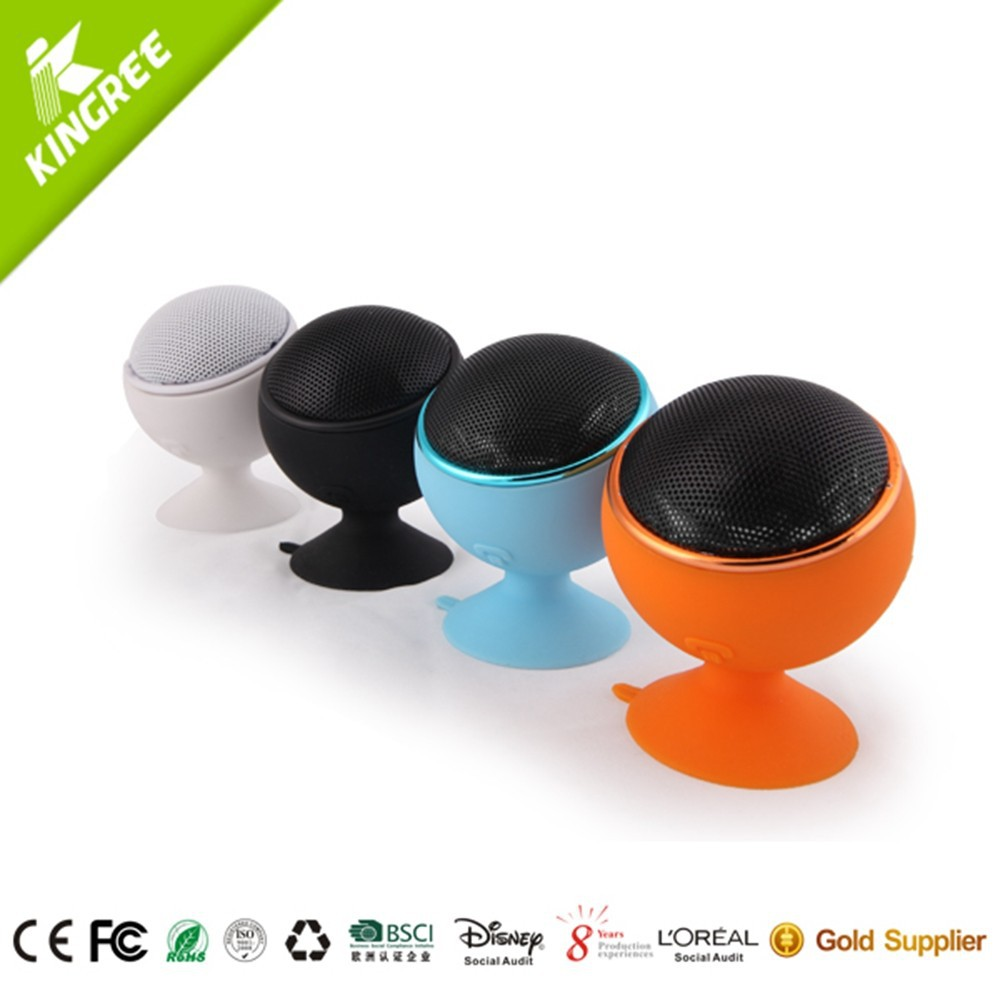 Multifunction multimedia active computer speaker with remote handsfree