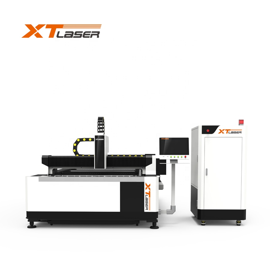 fiber metal low laser cutting machine price for metal sheet 29 delivery days