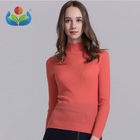 New product woolen sweater designs for ladies special knitting slim women sweater