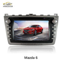 car dvd mirror link for mazda 6