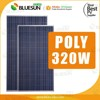 Bluesun Solar Panels 300w Efficiency Poly 300W 310W 320W solar panel for mobile home solar energy systems