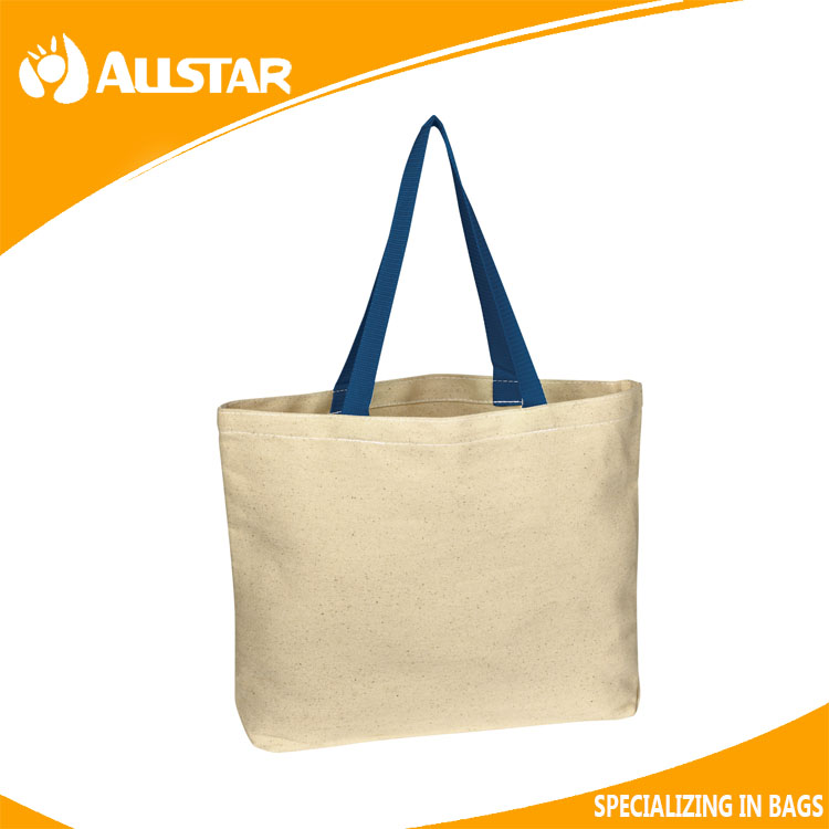 REACH compliance cotton material customized tote bag