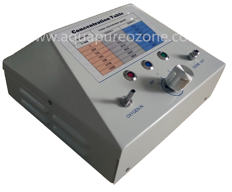 Portable medical ozone generator 100-240V dental treatment
