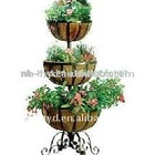 Light weight cast planter/stander Ideal for planting up of pot plants