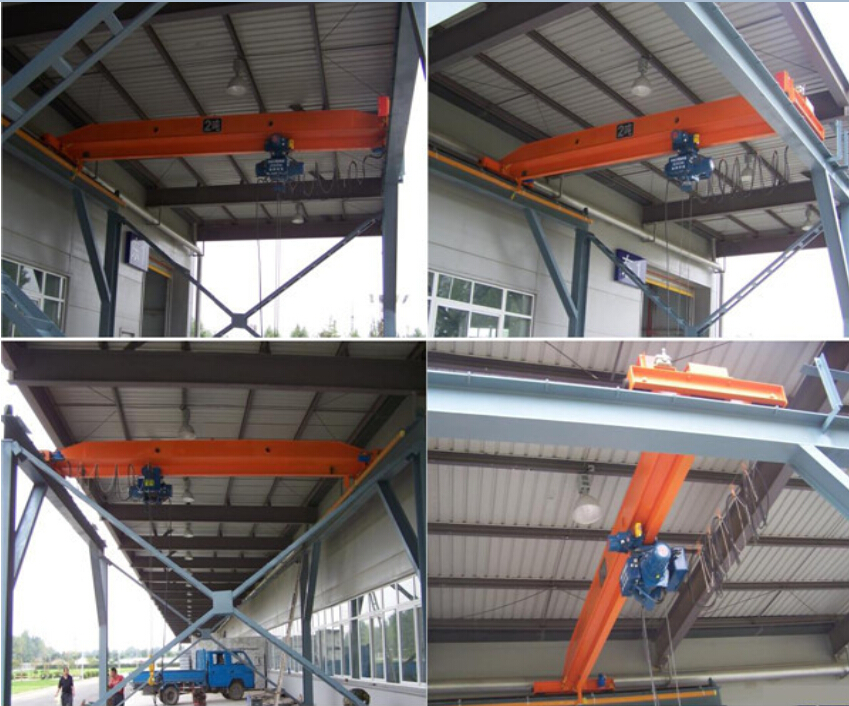 Overhead Crane Remote Safety : Industrial two girder overhead crane for lifting