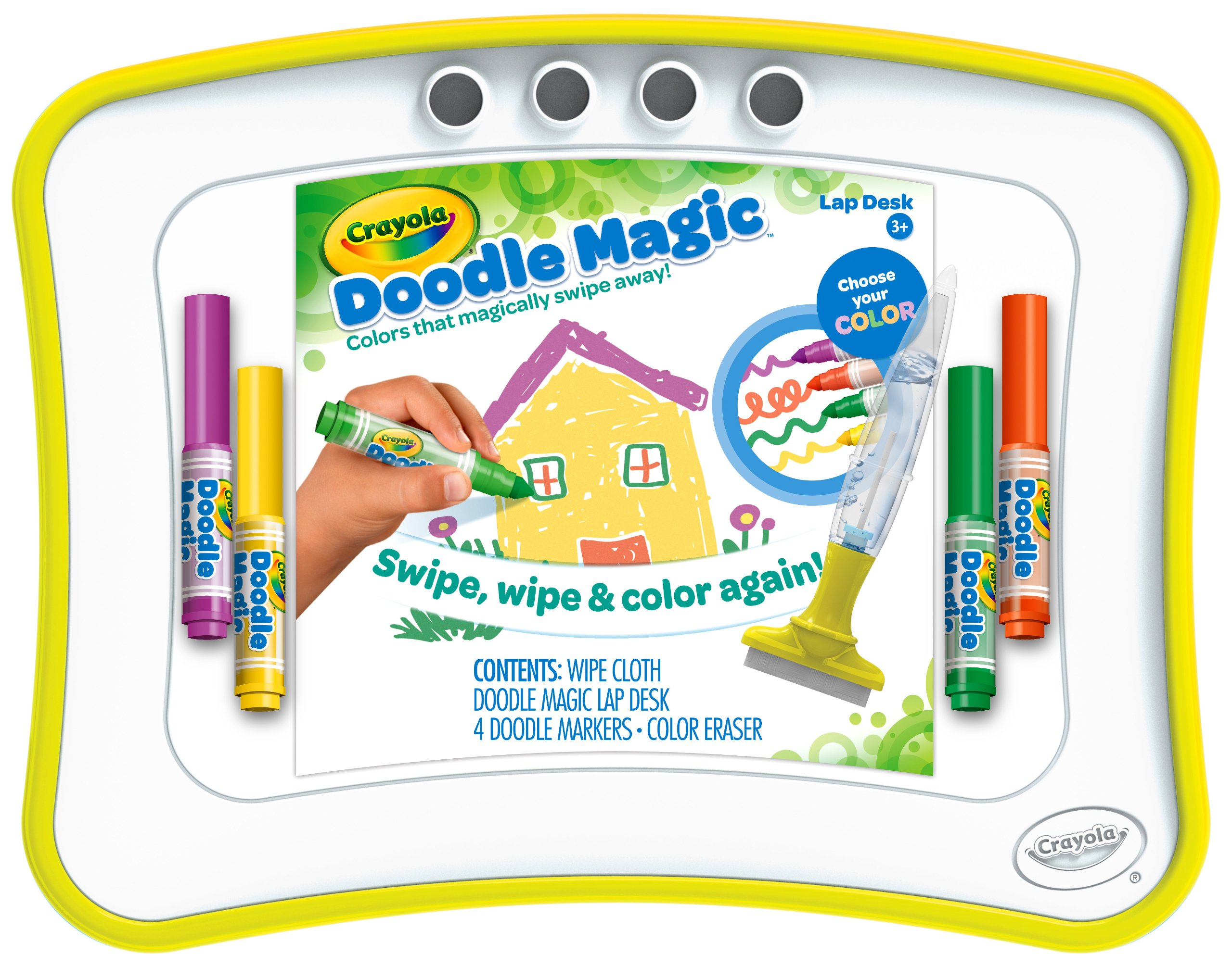 Crayola Doodle Magic Lap Desk