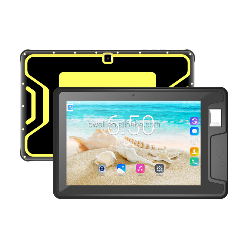 UTAB R1088 10.1 inch IPS Touch Screen10000mAh Battery IP66 Waterproof Cheap Rugged Tablet PC 4G Android 7.0