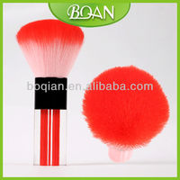 BQAN Long Acrylic Handle Nylon Hair Nail Dust Brush