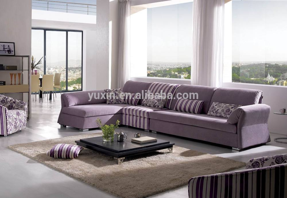 Home Decoration New L Shape Sofa Set Designs Cheap Living Room L