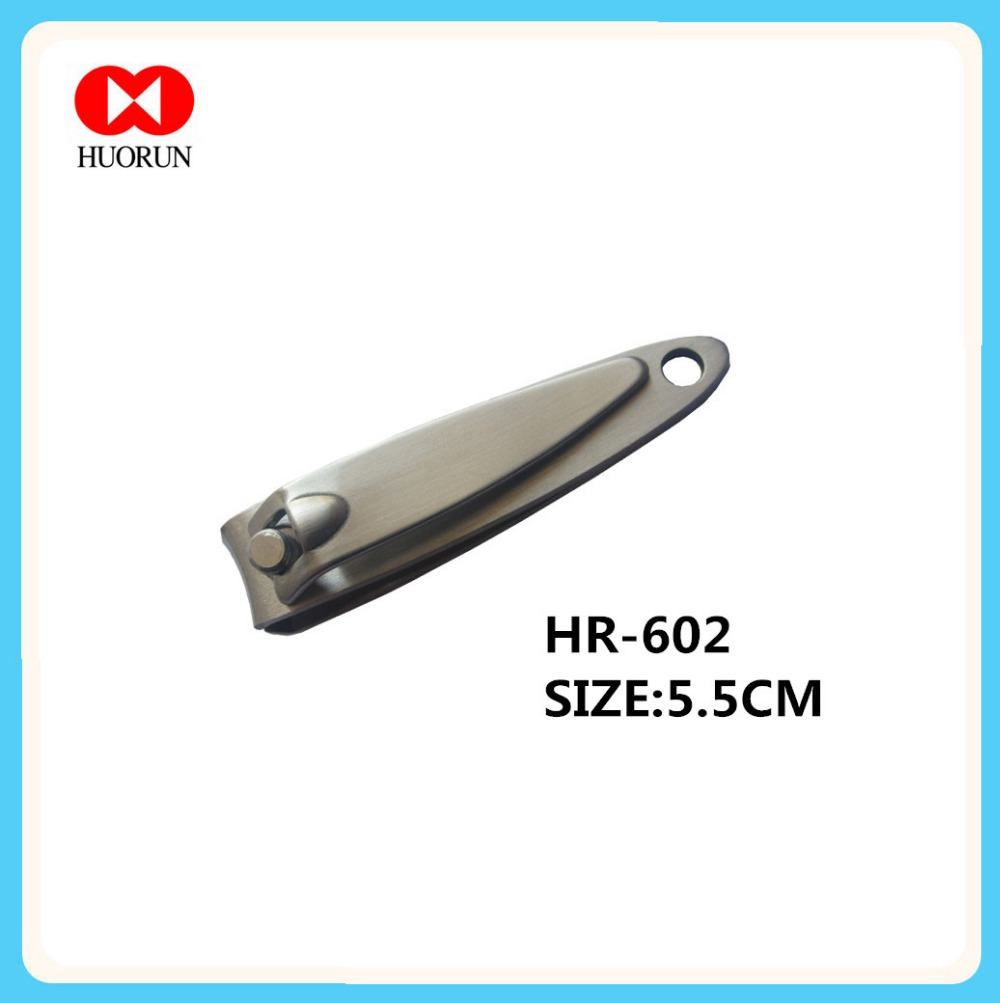 HR-602 5.5cm stainless steel nail clipper