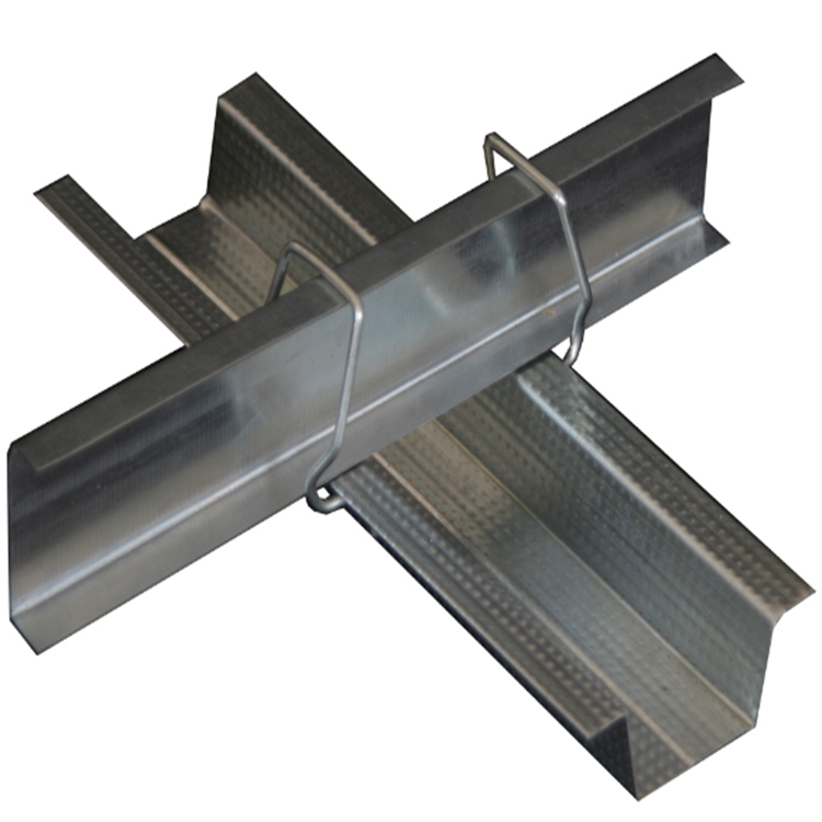 Drywall Ceiling Metal Double Furring Channel Sizes For