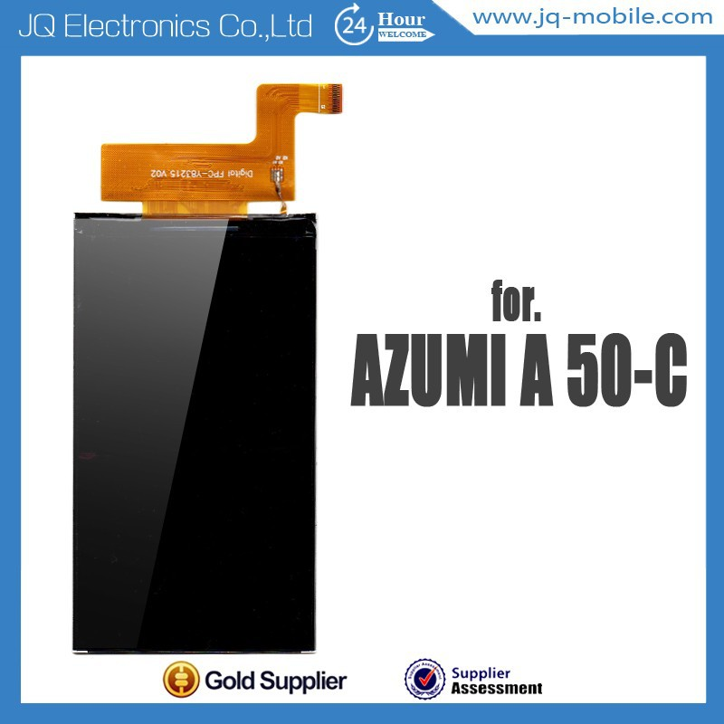 Mobile Phone Replacement Parts Fully Tested Working Well screen lcd display for Azumi A50 C