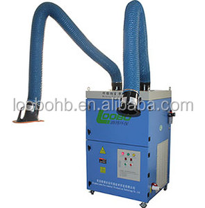 LB- JZX MOBILE PORTABLE WELDING FUME EXTRACTOR WITH IMPULSE COUNTER BLOWING