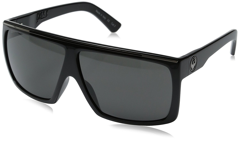 fcf684b2f80 Buy Dragon Alliance Experience 2 Sunglasses Jet Blue w Blue Ion ...