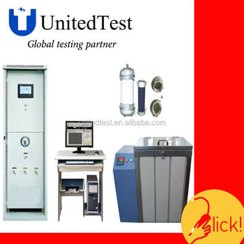 Pipe Hydraulic Pressure Test Equipment Plastic Pvc Hydrostatic Testing Machine