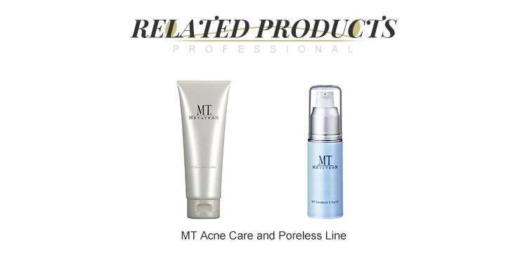 Japon haute qualité nettoyant pour les pores du visage avec 5 types d'argile contiennent de nombreux minéraux avec prix de gros