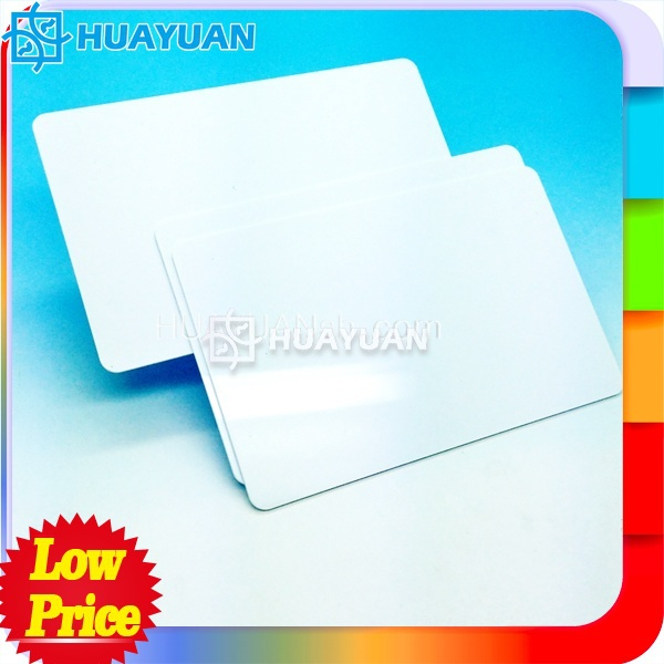 iso14443A Programmable NFC Ntag213 pvc blank nfc business card