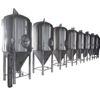 Turnkey 1000L Brewery Equipment Conical Fermentation Tank for 5BBL Beer Brewing Systems