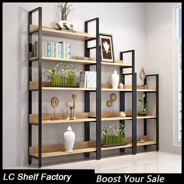 modern tree shaped folding furniture bedside bookcase shelf