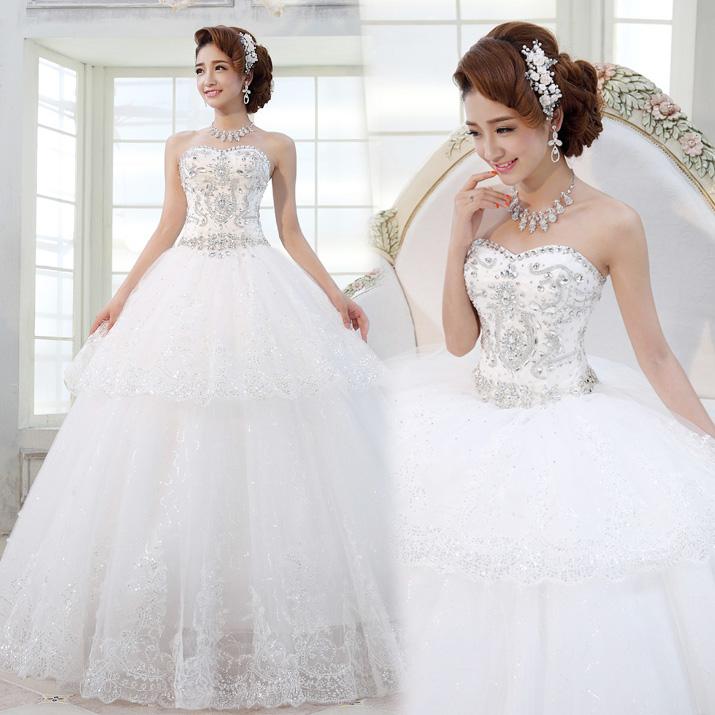 Wedding Gown Bra: Love Is Still True Wedding Dress Korean Bra Princess Bride