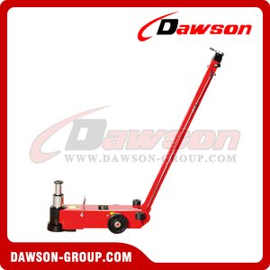 DSRA25-2A Pneumatic Axle Jack Stand With wheel