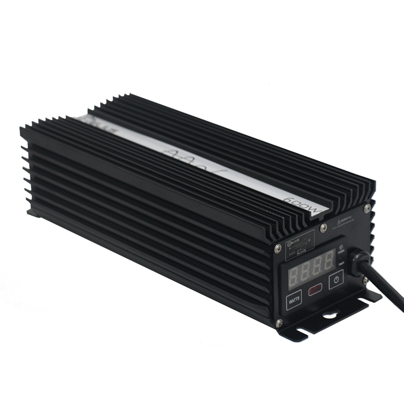 High Quality low Frequency 600w Grow light Ballast with control for indoor lighting