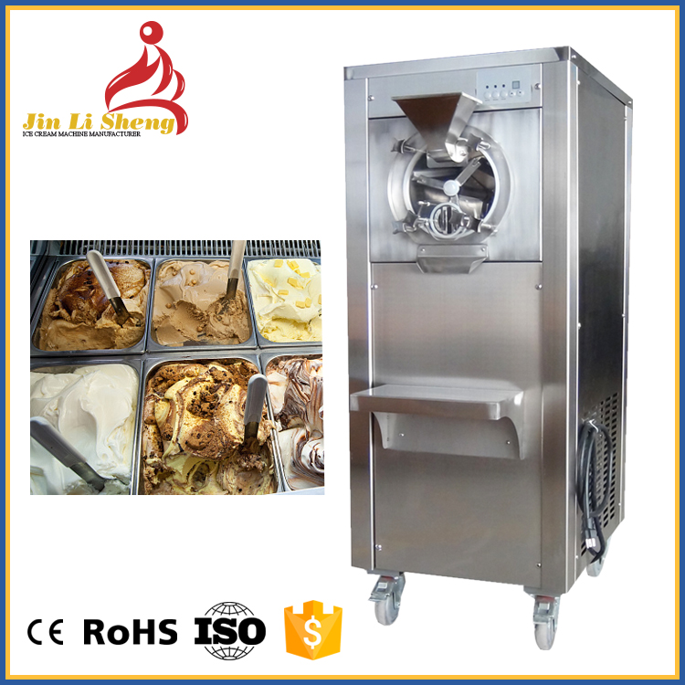 Cheap Price Commercial Italian Ice Cream Sorbet Making Batch Freezer Gelato Machine Hard Ice Cream Machine For Sale