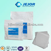 9''X9'' 140g/m2 Class 100 Lens Lint Free Glasses Cleaning Wipes