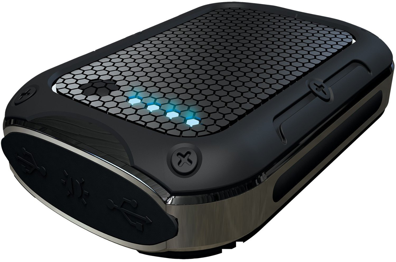 Swiss Mobility 6000mAh Rugged Power Pack (SB6000-B), Black