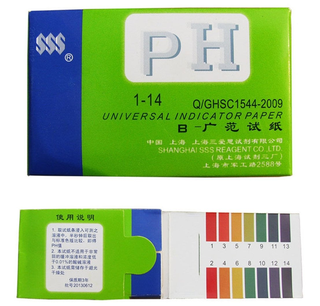 Cheap ph test strip color chart find ph test strip color chart get quotations 80x test preeminent popular ph tester strips universal urine saliva body water practical with color nvjuhfo Choice Image
