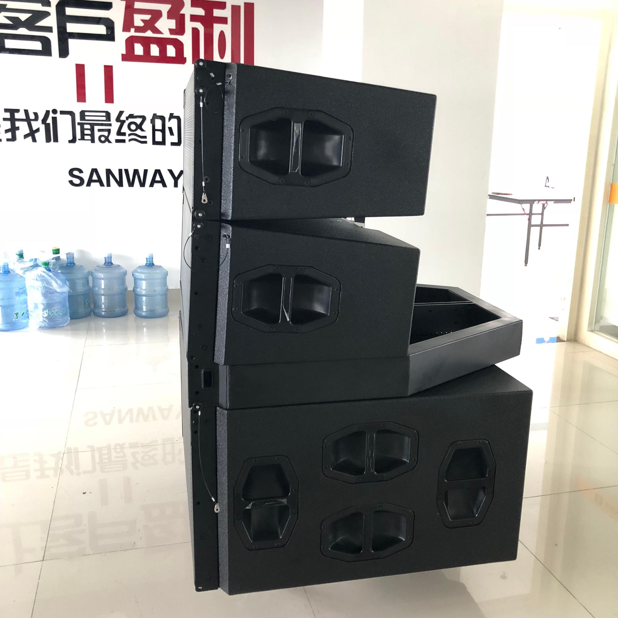 J8&j-sub Pa Compact Line Array 12 Inch Speaker Cabinet And ...