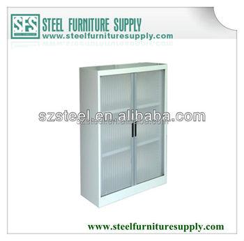 Perfect Pull Down Cabinet/ Roller Shutter Door Cabinet, Tambour Door Cabinet