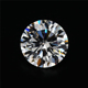 Wholesale Synthetic Gemstone White Round brilliant Cut Loose Moissanite