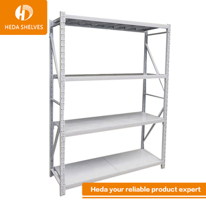 Hot Sale Q235 Low Cost Steel Easy Assemble Shelving