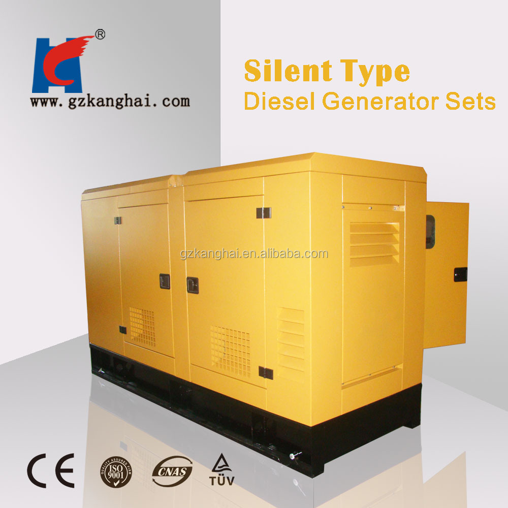 Best price big power diesel generator set 150kva