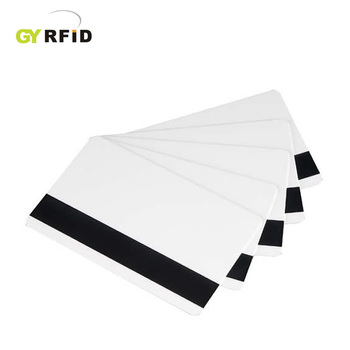 magnetic strip cards magnets and credit cards for membership card system(ISOM)
