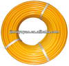 8mm*5mm 9Meters pe brake hose For RO Water filter System for high pneumatic hose Yellow PE for high quality pe tube