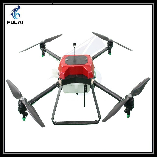 Carbon Fiber Frame 8axis 20kg Rc Agricultural Spraying Drone