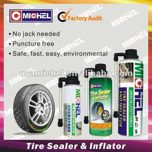 Michel Brand Tyre Sealer and Inflator