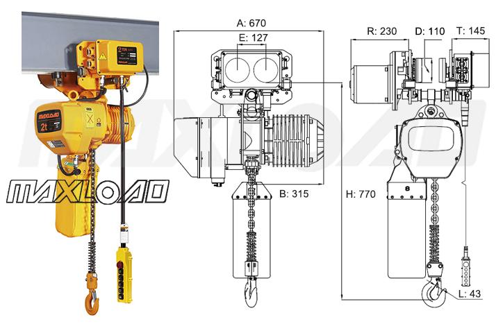 electric chain hoist for sheet metal lifting equipment. Black Bedroom Furniture Sets. Home Design Ideas