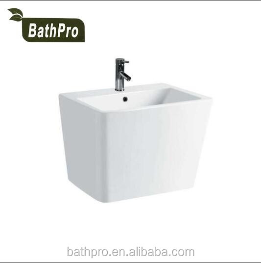 white rectangle ceramic material wash basin