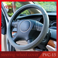 Chinese Factory Direct! PVC Racing Steering Wheel Cover Compatible with momo Steering Wheel