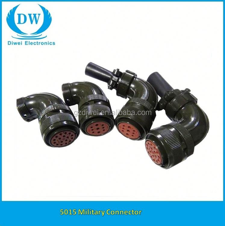 5015 military electric automotive connectors sealed electrical Mil-c-5015 connectors