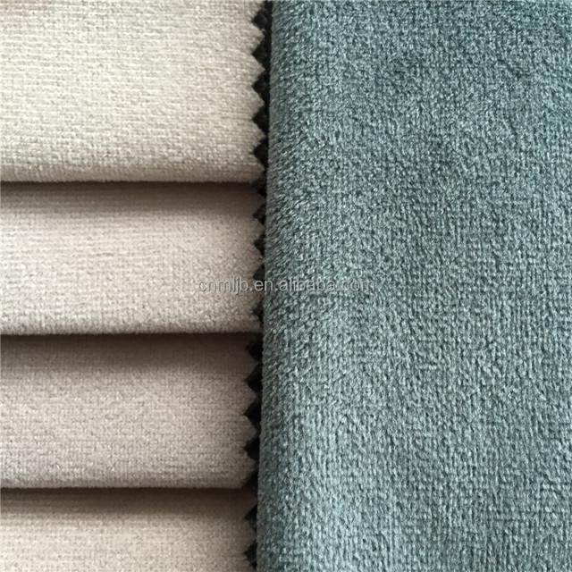 Easy Clean Velvet Sofa Fabric Soho Bonded With Tc