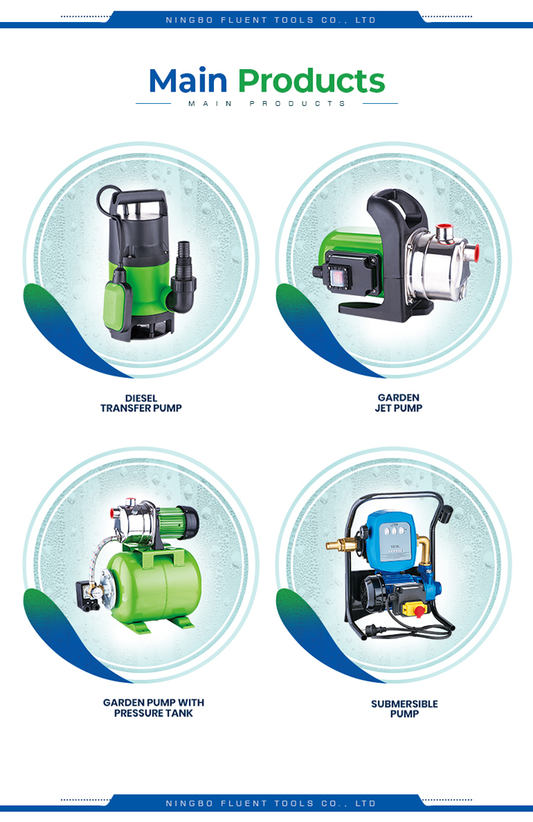 400 W Plastica Sommergibile Elettrico Pompa Acqua Per Casa
