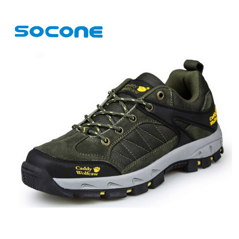 2015 Mountain Athletic Shoes for Man Autumn Waterproof ...
